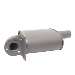 Tłumik - Silnik JCB DieselMax Turbo / 3CX 4CX - 331/50774