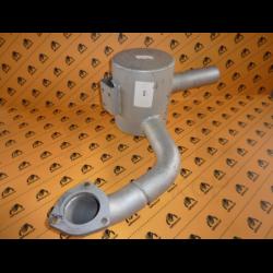 Tłumik - Silnik AA / JCB 3CX - 123/06406