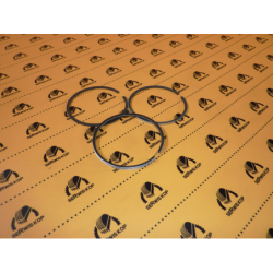 Pierścienie - Silnik Perkins AA / JCB 2CX 3CX 4CX Ładowarki - 02/201938