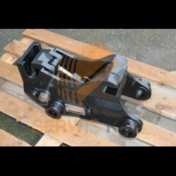 Szybkozłącze hydrauliczne do koparko-ładowarek JCB 3CX 4CX - 980/88932