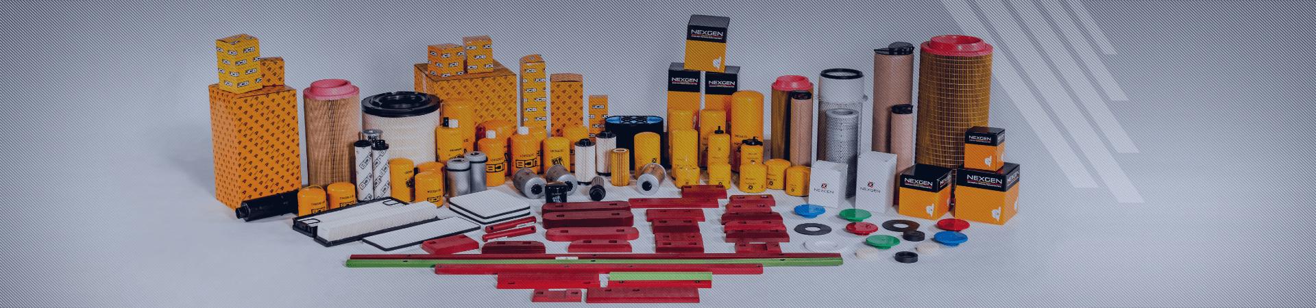 Filters / slides